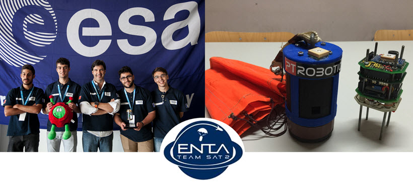 ENTA Team SAT2 PTRobotics