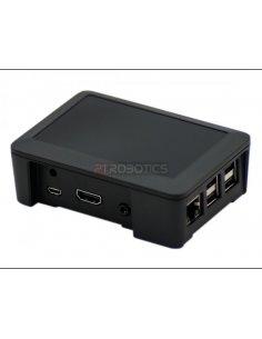 ModMyPi Modular RPi 2/3 Case - Black