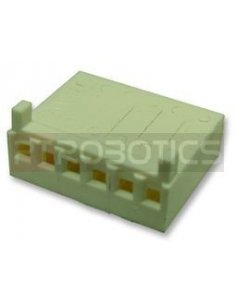 Connector KK 6Vias Femea