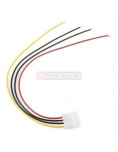4 Pin Molex Connector - Pigtail