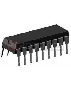 L293D - Dual H-Bridge Motor Driver for DC or Steppers