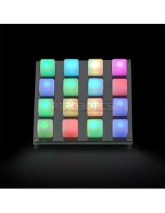 Button Pad 4x4 - LED Compatible
