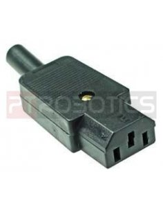 IEC Female Power Plug 250V 10A