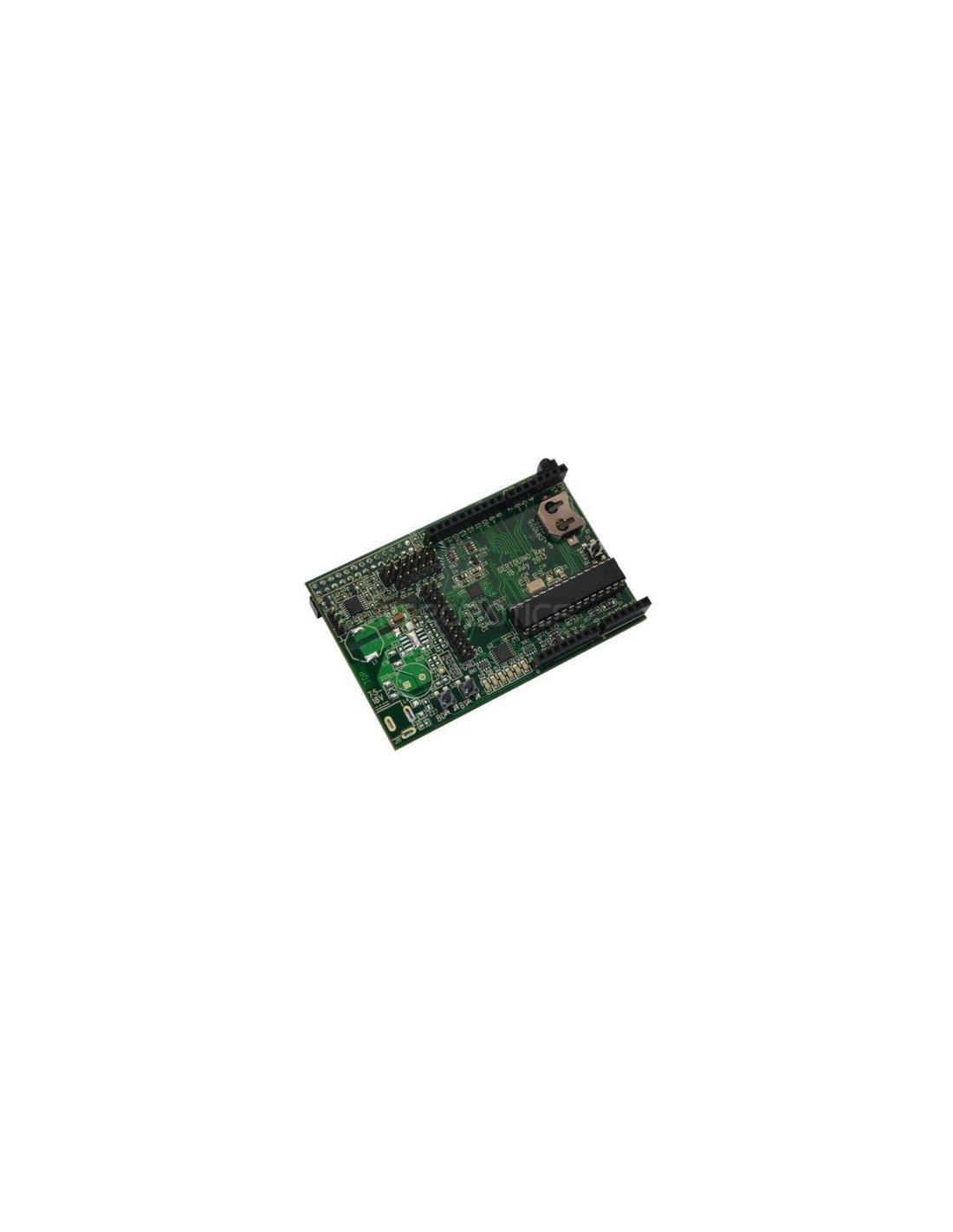 Gertduino arduino add on board for raspberry pi