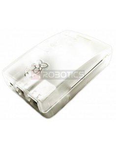 Caixa Raspberry Pi B+ Clear