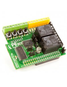 PiFace Digital 2 for Raspberry Pi B+