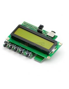 PiFace - Control and Display 2 for Raspberry B+