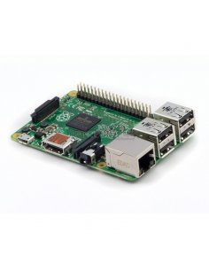 Raspberry Pi 2 - 1Gb 900Mhz Quad Core - 6x faster