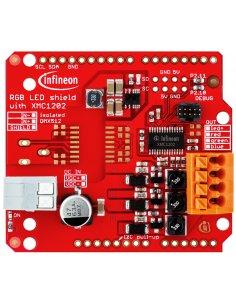 Infineon Lighting RGB LED Arduino Shield