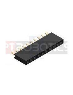 PCB Socket 10Pin Single Row