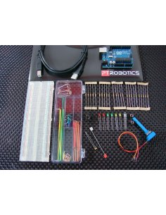 KIT Workshop PTRobotics with Arduino Uno