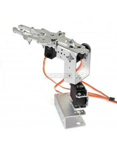 SainSmart DIY 3-Axis Servos Control Palletizing Robot Arm Model