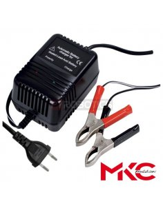 Battery Charger for Sealed Lead Acid Batteries 2-6-12V with Protection MKC-2612T