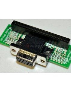 Pi Supply Gert VGA 666 - Hardware VGA for Raspberry Pi