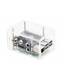 Pi-DAC+ Case Clear