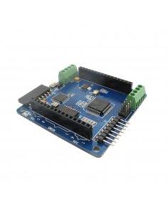 Colorduino V1.4 Color Rainbow Matrix RGB LED Driver Shield For Arduino