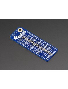 Adafruit GPIO Reference Card for Raspberry Pi Model B+/Pi 2/Pi 3