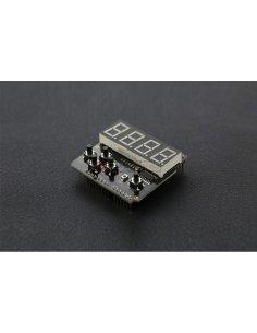 LED Keypad Shield For Arduino