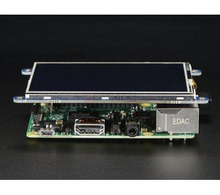 PiTFT Plus 480x320 3.5 TFT+Touchscreen for Raspberry Pi (Pi 2 and Model A+ / B+) | LCD Raspberry Pi | Adafruit