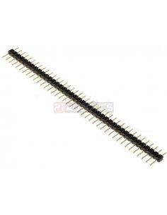 PCB Header 40Pin 2mm Pitch Single Row