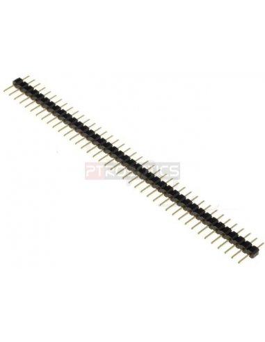 PCB Header 40Pin 2mm Pitch Single Row | Headers e Sockets |