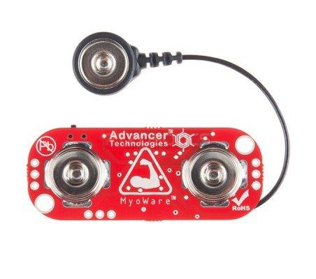MyoWare Muscle Sensor | Biométrica | Sparkfun