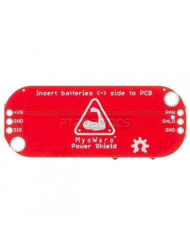MyoWare Power Shield   Biométrica   Sparkfun