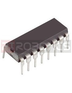 Resistor Network 330R 8 Elements Isolated 2.25W Dil