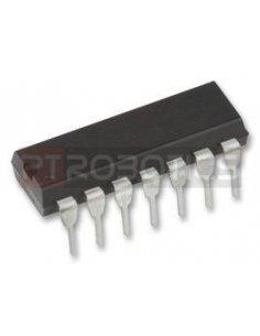 74AHCT132 - Quad Positive-NAND Gates Schmitt-Trigger Inputs