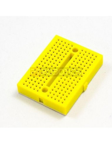 Breadboard Mini Self-Adhesive Yellow