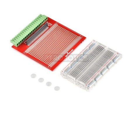 SparkFun myDAQ Protoboard Kit | Breadboards | Sparkfun