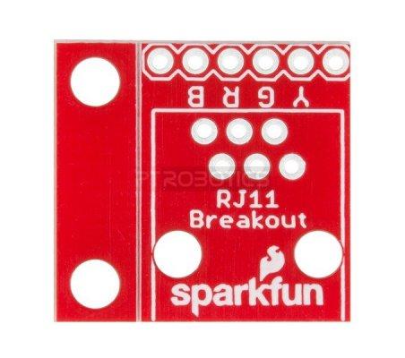 SparkFun RJ11 Breakout | Conversores | Sparkfun