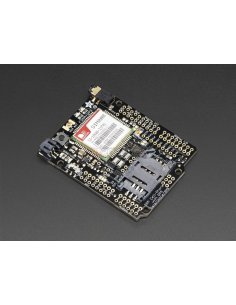Adafruit FONA 808 Shield - Mini Cellular GSM + GPS for Arduino