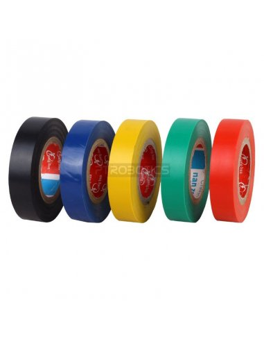 Electrical Tape Yellow 19mm 10m