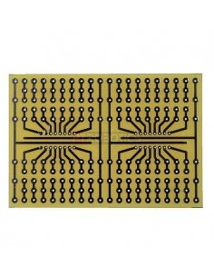 Universal prototyping board 72x105mm