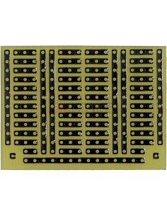 Universal prototyping board 36x48mm