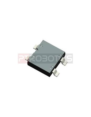 DB104S - Bridge Rectifier Diode 400V 1A