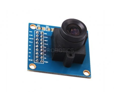 OV7670 Camera Module | Câmeras |