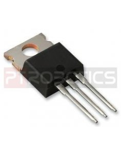LM338 - 5A Adjustable Voltage Regulator
