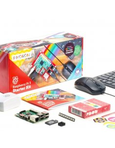 Pimoroni Raspberry Pi 3 Starter Kit