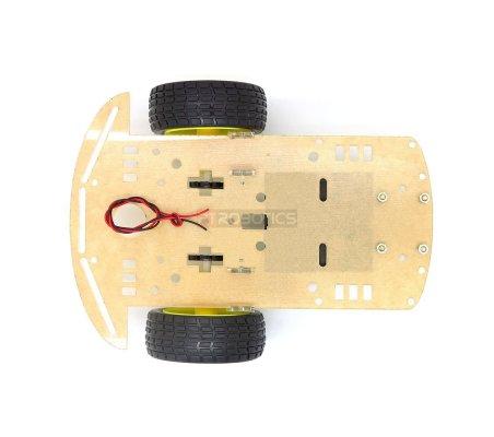 Starter Robot Car Kit | Chassi de Robo | Itead