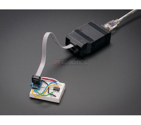 Adafruit 6-pin AVR ISP Breadboard Adapter Mini Kit Adafruit