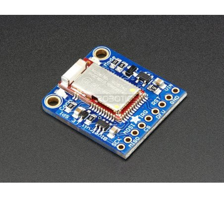 Adafruit Bluefruit LE SPI Friend - Bluetooth Low Energy (BLE) | Bluetooth | Adafruit