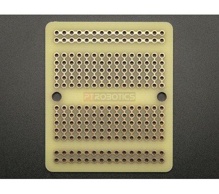Adafruit Perma-Proto Quarter-sized Breadboard PCB - Single Adafruit