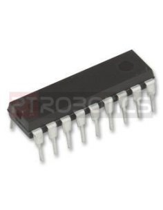HT6034 - Remote Control Decoder