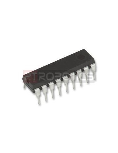 HT6034 - Remote Control Decoder | 315Mhz e 433Mhz |