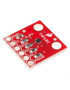 TMP102 - Digital Temperature Sensor Breakout