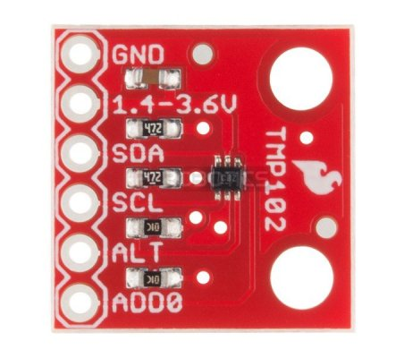 TMP102 - Digital Temperature Sensor Breakout