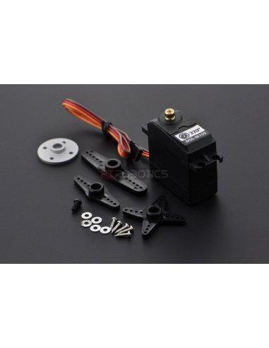 DF Metal Geared 15Kg Standard Servo 270° (DSS-M15S) | Servomotor | DFRobot