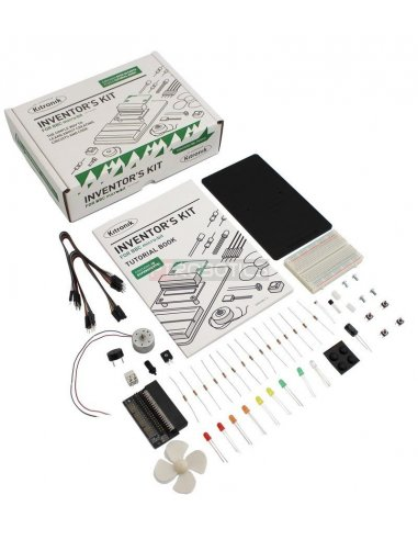 Kit Inventor para o BBC micro:bit | Micro:Bit | Kitronik